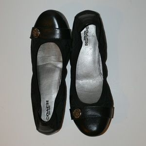 💖Just in💖 AUTH. COACH ballet flats